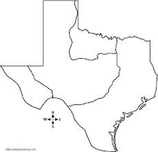 Map Of Texas Quiz.Regquiz Texas Regions And Geography Terms Mrs Bordier S 7th Grade